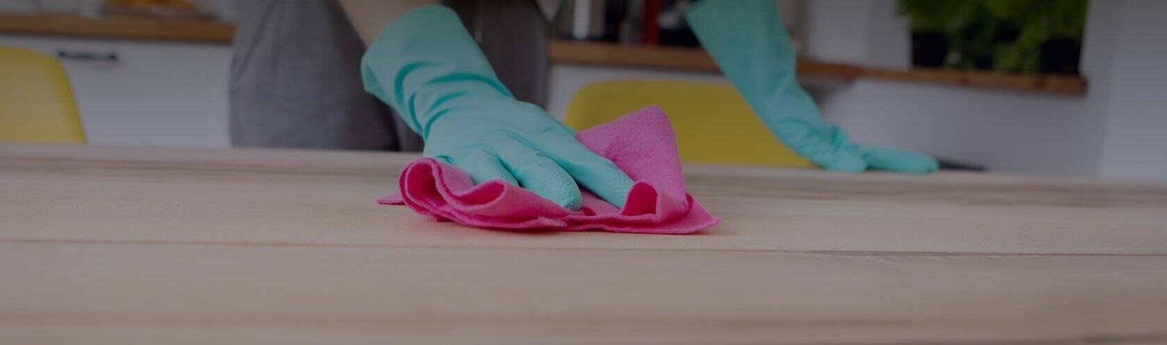 Top-rated house cleaning work.