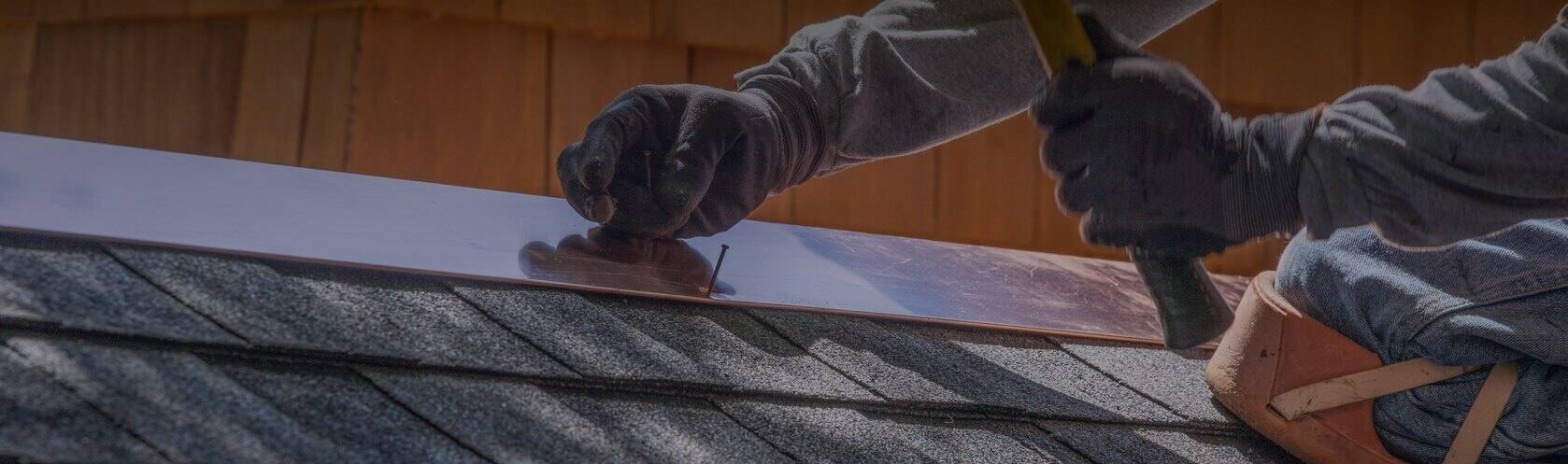 Top-rated roofing work.